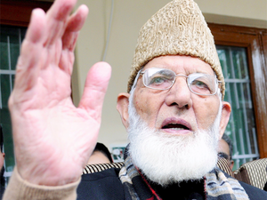 A surgeon by profession,  Syed Ali Shah Geelani's elder son Nayeem had returned from Pakistan in 2010 after spending 11 years there.