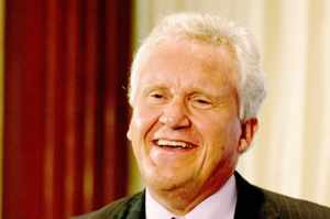 Jeffrey Immelt, the outgoing chief executive officer at General Electric Co., is on a narrowing list of candidates to take over as head of Uber Technologies Inc., two people familiar with the matter said.