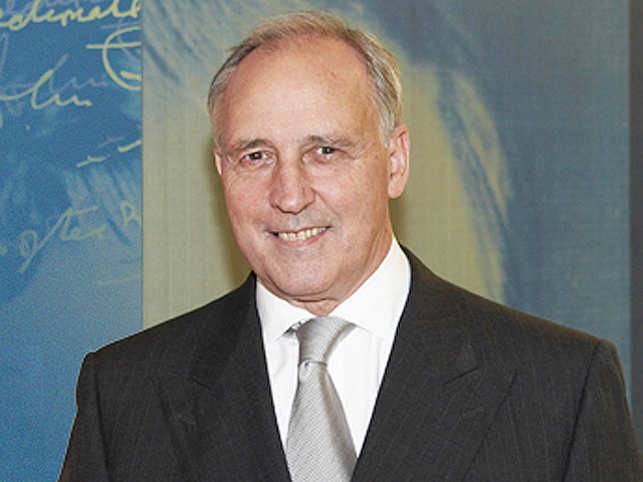 Paul Keating  In 1992, the Queen was on a tour to Australia when the then Prime Minister, Paul Keating, was photographed putting his arm around her while introducing her to dignitaries. The PM was famously named the 'Lizard of Oz' by the press for this gaffe. Years later, the Queen's private secretary Lord Robert Fellowes said the Queen took no offence.  (Image: www.keating.org.au)