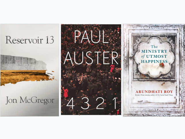 The longlist for the £50,000 Man Booker Prize was announced yesterday.  This year's list of 13 books was selected by a panel of five judges: Baroness Lola Young (Chair); literary critic, Lila Azam Zanganeh; Man Booker Prize shortlisted novelist, Sarah Hall; artist, Tom Phillips and travel writer, Colin Thubron.  The list was chosen from 144 submissions and includes works by author Arundhati Roy, Zadie Smith, Colson Whitehead, and George Saunders among others.  The Man Booker Prize for Fiction was first awarded in 1969. The award is open to writers of any nationality, writing in English and published in the UK.  Here are the 13 novels that have made it to this year's longlist: