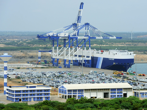 The strategic deal that may raise security concerns in India will be signed tomorrow between state-owned China Merchants Port Holdings (CMPort) and Sri Lanka Port Authority.