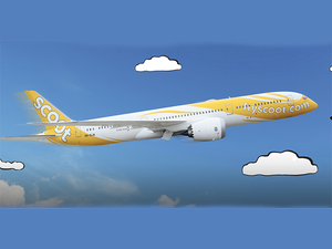 Scoot, part of the Singapore Airlines Group that entered India last year, merged with its sister firm Tigerair this July and will be operating as Scoot pan India.