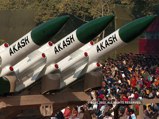 CAG: Akash missile reported 30 per cent failure rate: CAG - The ...