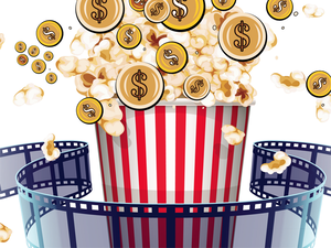 The rising popularity of Indian movies —Bollywood as well as regional cinema – has uncovered a new revenue stream for Indian cinema.