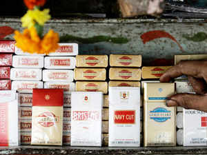 ITC's non-executive Chairman has alleged that the increased taxation on cigarettes has started to kill the Indian brands by allowing international brands to be smuggled in.