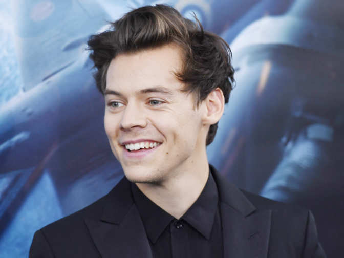 Science reveals Harry Styles is one of the most handsome ...