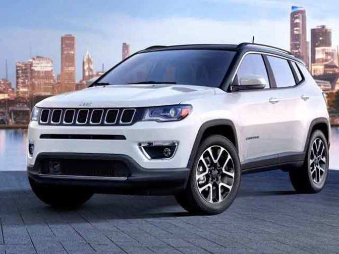 Jeep Compass: Jeep Compass set to be launched in India today