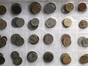 The event's highlight was the auction of ten gold coins dating back to the Chandragupta Maurya period which were hammered at Rs 4 lakh each.  [Representative image]