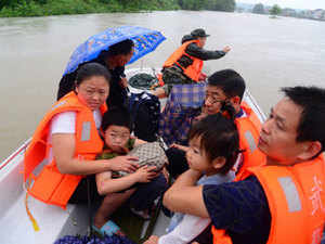 So far 2.16 lakh people had been evacuated across the province.