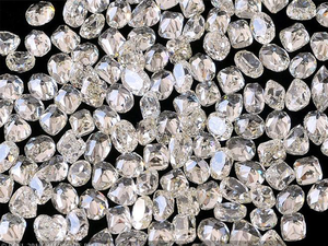 Cut and polished diamonds were exempted from all taxes till June 30.