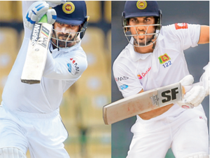 In Sri Lanka, Dinesh Chandimal, the Test captain, and Upul Tharanga, the limitedovers captain, can come from one school.