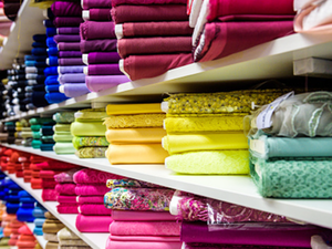 There is threat of substantial increase in import of fabric from China as imports have become cheaper by 6% to 8%