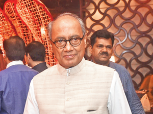 Congress party has on Tuesday removed its senior leader Digvijay Singh as in-charge of Telangana Congress