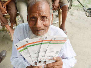 The debate came up after the government claimed in court while defending the Aadhaar scheme that citizens had no fundamental right to privacy.
