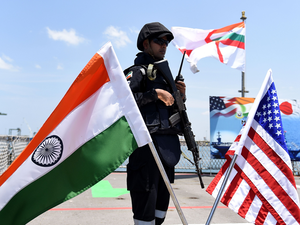US, India, Japan partnership for peace in region: US commander