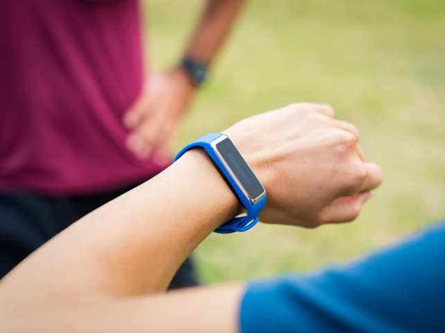 The FitBit app is designed with features to encourage competition and interaction among peers.