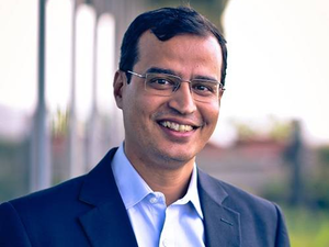 Putting a face to the digital future of the company, Marico identified Mukesh Kripalani its digital crusader.
