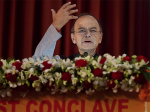 """""""J&K is a consumer state and GST being a destination- based tax, the revenues of the state would increase,"""" Jaitley said."""