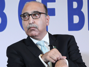 Basit, who has also served as the Ambassador to Germany before taking up his assignment in New Delhi, was twice overlooked for the post of Pakistan's Foreign Secretary.