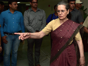 A senior party leader said Sonia Gandhi had called one of her close associates on Wednesday morning and asked him to ensure the matter was raised at various fora.