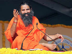 """Patanjali is also campaigning online for a boycott of foreign products, in sync with the """"Go Swadeshi"""" movement initiated by founder Baba Ramdev."""
