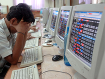 PSU Bank index saw big fall, with shares of PNB, SBI and canara Bank as the biggest losers.