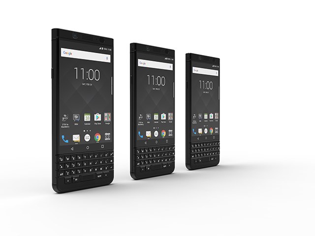 BlackBerry: Blackberry KEYone: A new key for workaddicts
