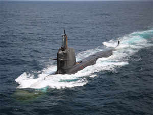 Race to revamp India submarine force amid rising China threat