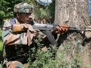 Hizbul Mujahideen militant gunned down in encounter in Anantnag