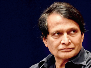 """""""We have tied up with the Ministry of Housing and Urban Affairs for linking smart cities with our station development programme,"""" Prabhu said."""