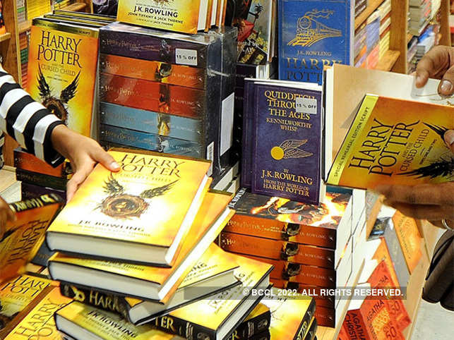 Reading 'Harry Potter' books may help people cope with death - The