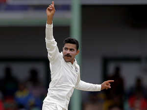 Jadeja admitted the offence and accepted the sanction proposed by ICC Match Referee Richie Richardson.