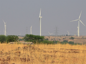 The first wind auction was held in February by Solar Energy Corporation of India, a firm under his ministry. It saw wind energy tariffs fall sharply to Rs 3.46 per unit.