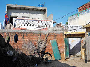 In another part of Dadri at the house of Jaan Mohammad, Akhlaq's brother, hope is not dead.