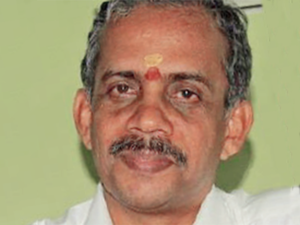 """LDF doesn't have any nationalist perspective,"" RSS Akhil Bharatiya Sah Bouddhik Pramukh, J Nandakumar said."