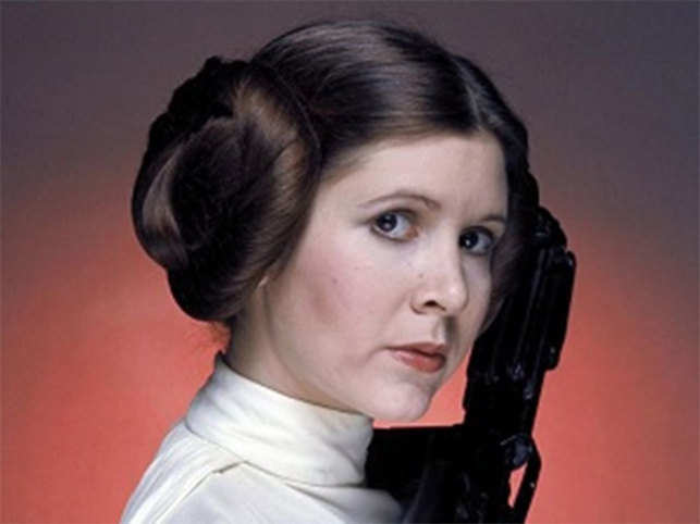 Leia obtained her doctorate -- among other accolades -- while Luke was a 'naive farm boy'.