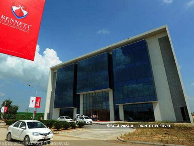 International Exposure Bennett University Offers