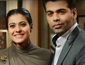 Here's how Kajol and Karan Johar patched up their broken friendship