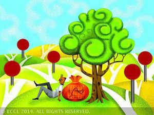 Mutual funds are a good bet. But they have costly fund management fees, apart from other costs.