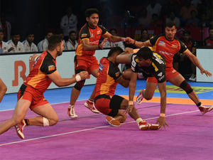 Traditional kabaddi markets such as Maharashtra, Andhra Pradesh, Karnataka, and Tamil Nadu continue to have a stronghold over the game