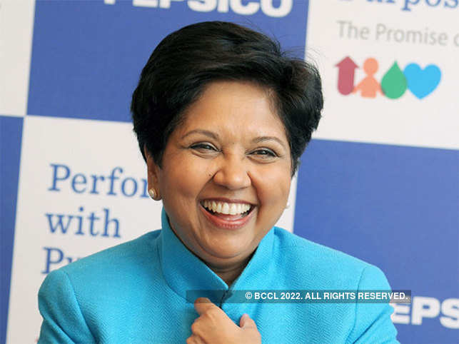 Having set goals not just for women and little girls, who often grow up saying they want to be like her, but anyone who wants to lead, Nooyi would be anyone's ideal person for advice on running a Fortune 500 company in the 21st century.