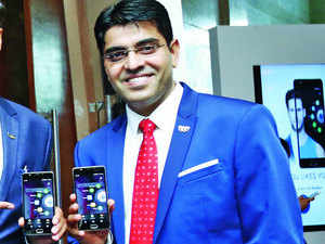 """""""Last few months have been spent on preparing for the launch and now we are ready to bring in the best products for Indian customers,"""" Panasonic India Business Head Mobility Division Pankaj Rana said."""