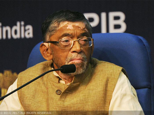 """""""There is no such proposal under the consideration of the government for consolidation of PSBs at present,"""" Minister of State for Finance Santosh Kumar Gangwar had said in a written reply to the Lok Sabha."""