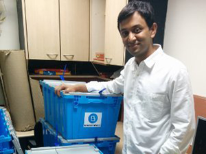 Founded in January 2015 by Cornell university graduate Pratyush Jalan, BoxMySpace provides cost effective, end-to-end logistics solution to e-sellers and businesses.