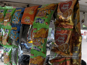 5% GST likely on packaged food awaiting trademark