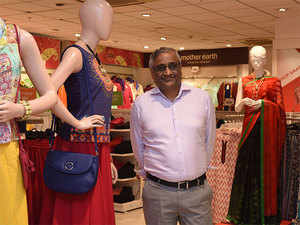 """""""We expect to have even higher sales in the coming months backed by efforts in terms of merchandising and pricing,"""" said Kishore Biyani."""