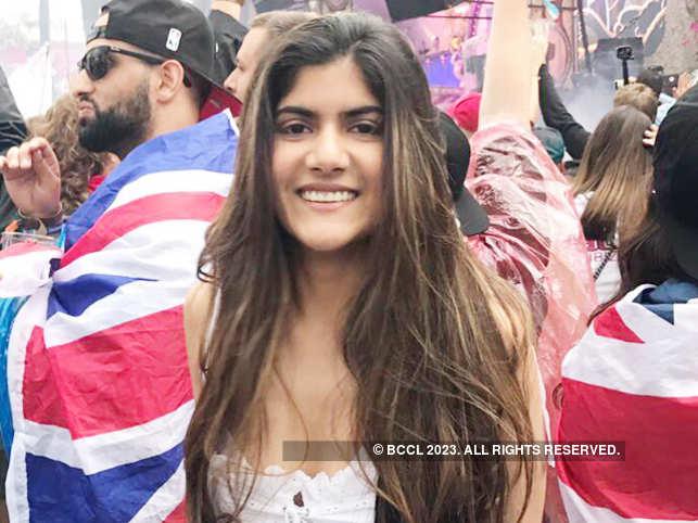 Ananya Birla at Tomorrowland in July.