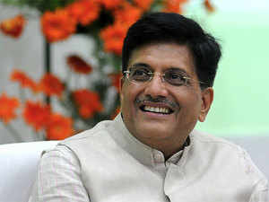 Goyal said he was happy to announce that the government will complete the task much before the deadlines set.