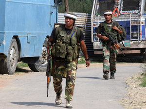 '6 top commanders among 132 militants killed in J&K this year'