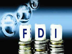 The US, the UK, and the rest of Europe were traditional investors in Indian manufacturing, and Asia's share in Indian FDI was always about about 5-10 percent.